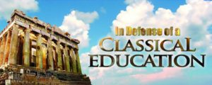 In defense of classical education