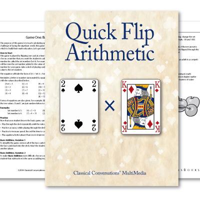 Quick Flip Arithmetic