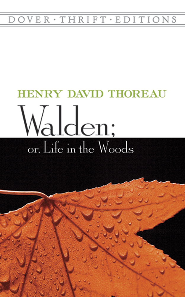 essay economy by henry david thoreau Walden: economy essay april 29, 2013 by dilloncronin 1 the childish and savage taste of men and in the book walden by henry david thoreau.