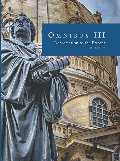 Omnibus III: Reformation to the Present