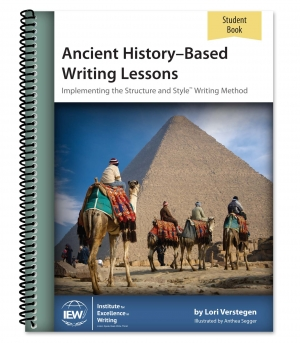 Ancient History-Based Writing Lessons