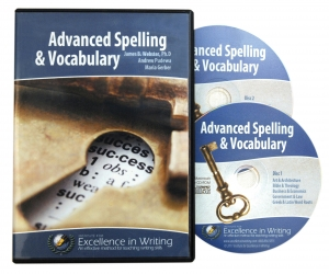 Advanced Spelling and Vocabulary