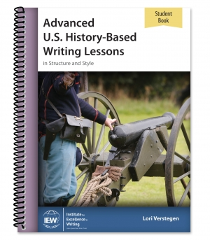 Advanced US History-Based Writing Lessons