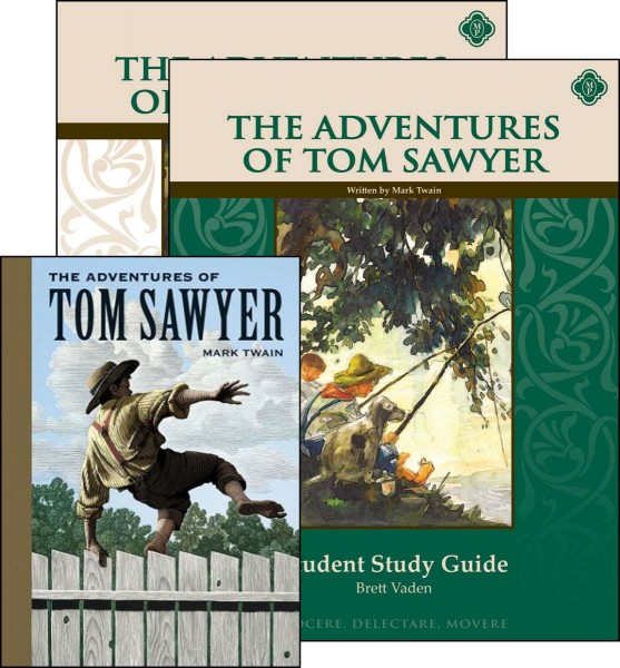 The Adventures of Tom Sawyer Set – Classical Education Books