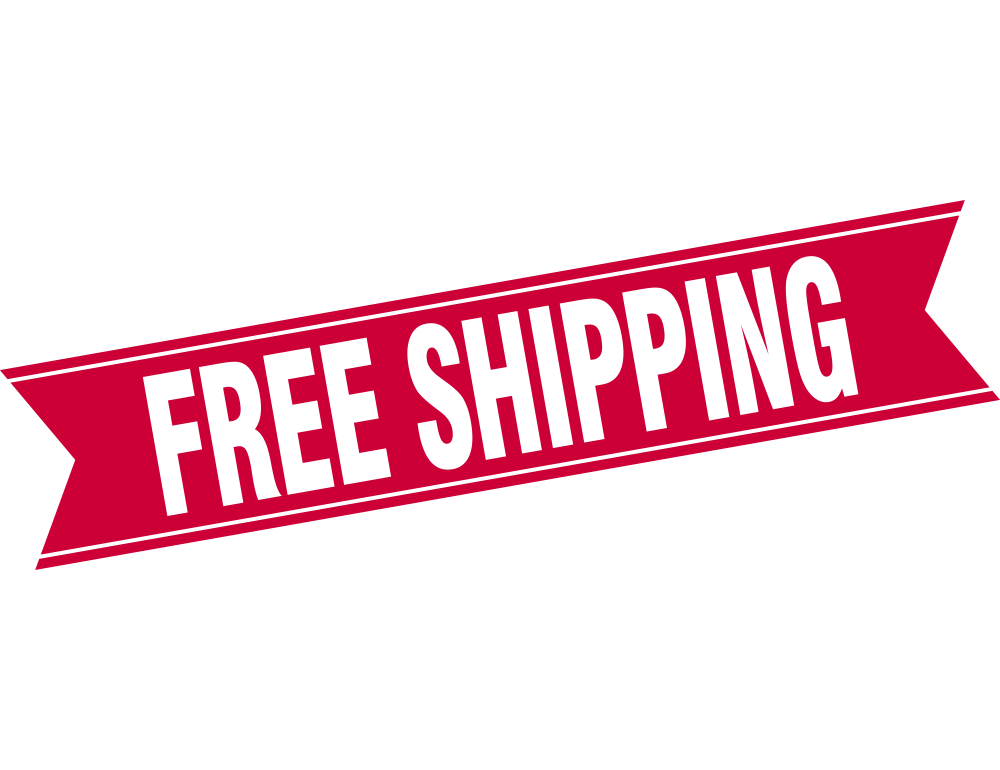 Free Shipping on Orders over $450