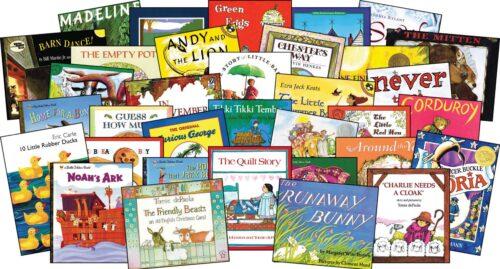 Curriculum Jr Kindergarten Read-Aloud set