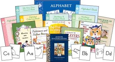 Curriculum Jr Kindergarten complete set