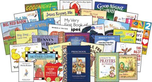 Curriculum Preschool complete set
