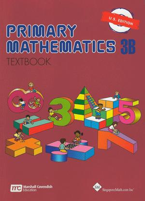 Singapore Primary Math: Textbook 3B - U S  Edition