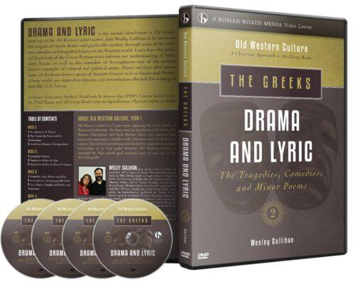 The Greeks Drama and Lyric CD set