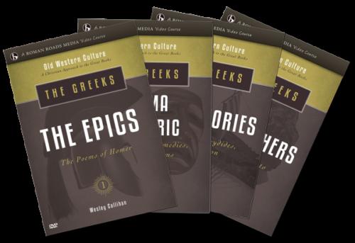 The Greeks DVD set