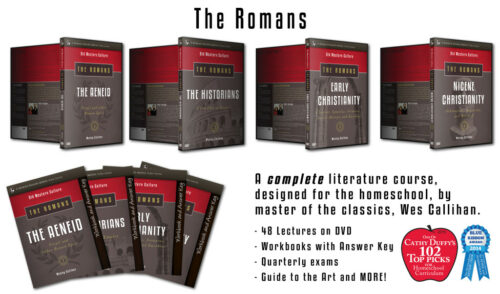 The Romans complete book set