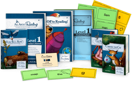 Level 1 reading materials
