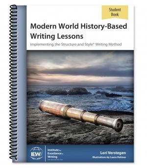 Modern World History-Based Writing Lessons