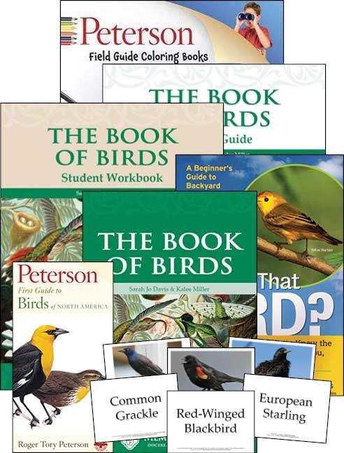 The Book of Birds set